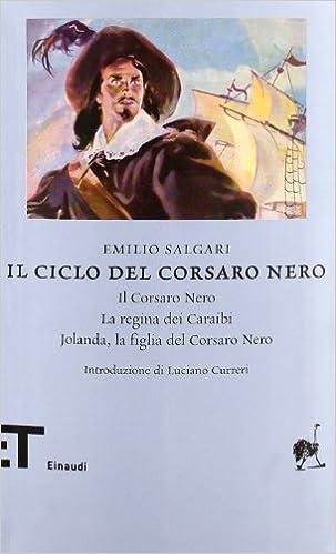 Jolanda, la figlia del Corsaro Nero (Italian Edition)