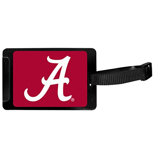 Siskiyou NCAA Alabama Crimson Tide Luggage Tag Alabama Crimson Tide Luggage Tag