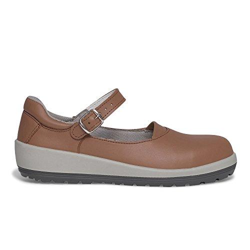 Parade - Chaussure basse de sécurité Bianca 1728 - Brique - S3 - Femme