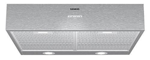 Siemens LU29050 iQ635 Unterbauhaube / 59.8 cm / Edelstahl