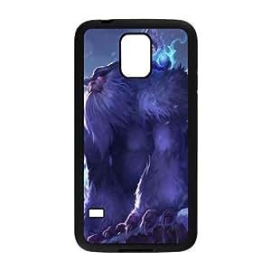 Samsung Galaxy S5 Black phone case Nunu league of legends LOL6069403