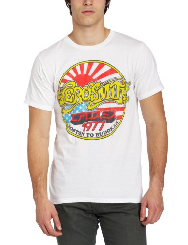 FEA Men's Aerosmith Boston To Budokan T-Shirt
