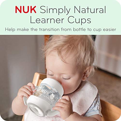 41pIRMXG%2BvL - NUK Simply Natural Learner Cup