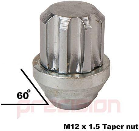 Locking Wheel Nut Set for Ḟord Fusion with Genuine Ḟord Alloy Wheels PN.SFP-LNS103129
