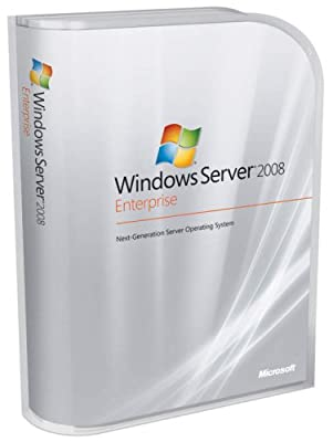 Microsoft Windows Server Enterprise 2008 25 Client [Old Version]