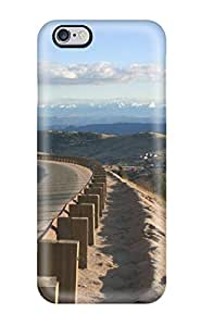 New Style Road Premium Tpu Cover Case For Iphone 6 Plus