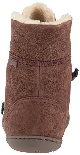 Brown para Peu 210 Mujer Marrón Cami Medium Botines Camper 0AwqPRgw