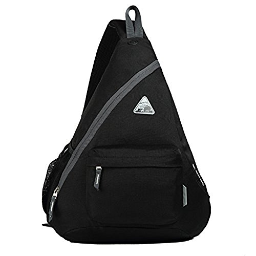 Kimlee Shoulder Bag One Strap Backpack Crossbody Sling Chest Pack For Men Women 1 Chest Pack
