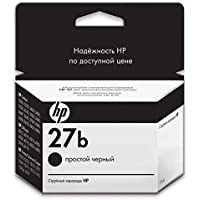 HP 27b C8727BE BFW SİYAH ORJİNAL KARTUŞ - Deskjet 3320/3325/3420
