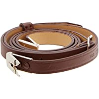 Fotodiox Pro, leather Neck Strap for Rollei, Rolleiflix Twin Lens Reflex TRL Camera. Fits, 2.8A, 2.8B, 2.8C, 2.8D,