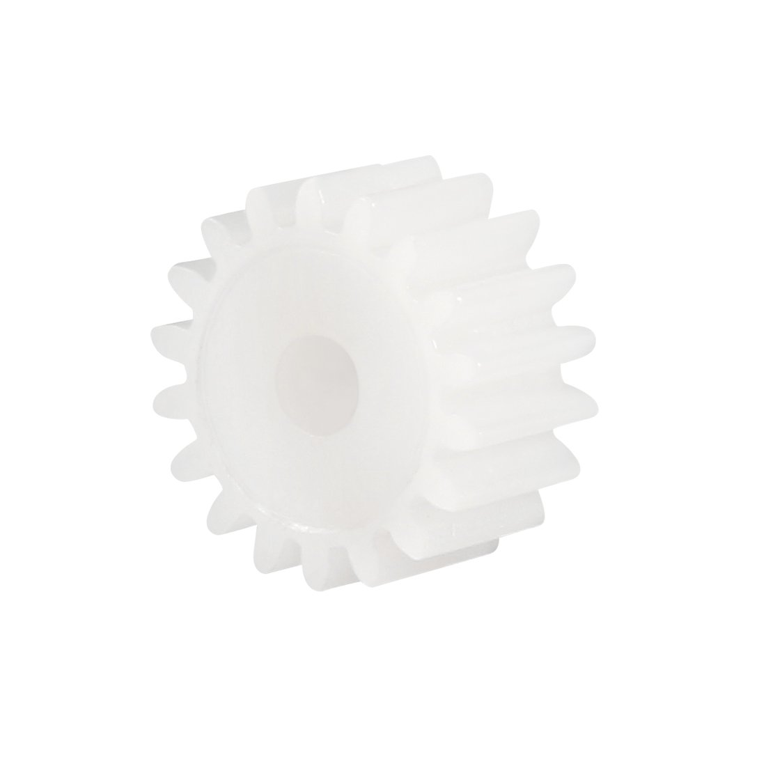 sourcingmap 20pcs Plastic Gears 18 Teeth Model 182.5A Reduction Gear Plastic Worm Gears for RC Car Robot Motor
