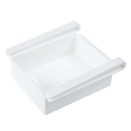 KOBWA - Caja de Almacenamiento para frigorífico con cajón ...