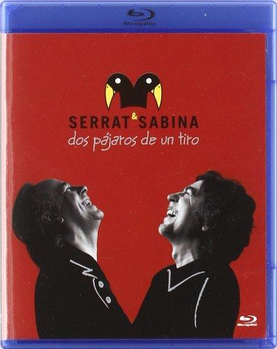 Blu-ray : Serrat / Sabina - Dos Pajaros de Un Tiro (Portugal - Import)