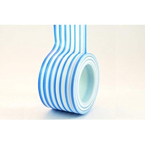 UltraTape Polyethylene Super-Tack Cleanroom Tape   1 Inch   White  1 Roll by StaticTek (Image #5)