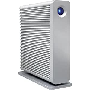 LaCie 9000172 2TB d2 Quadra v2B External Hard Drive