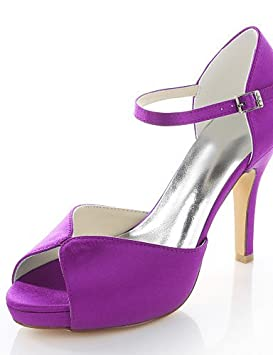 ZQ Zapatos de boda-Sandalias-Tacones / Plataforma-Boda / Vestido / Fiesta