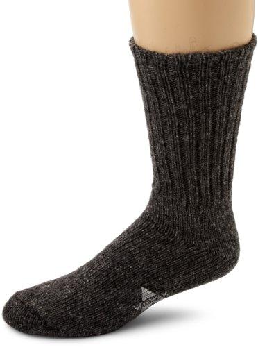 - Wigwam Men's Husky Stretch Wool Classic Athletic Socks,Charcoal,Large/shoe Size:Men's 9-12,Women's 10-13