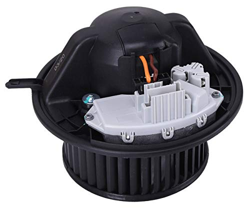 (TOPAZ 64119227670 Blower Motor with Regulator for BMW E90 F25 E89 1 3 Series )