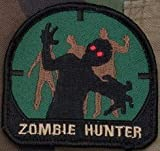 Zombie Hunter Patch - Forest