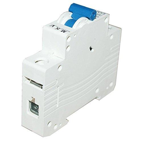 Leitungsschutzschalter Sicherungsautomat B 16A 1 Pol. MKV LSS-B16A