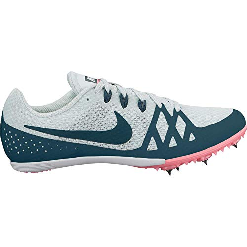 best cheap 40a68 474a8 Nike Zoom Rival MD Mid Distance Track Spikes Shoes Womens Size 7.5 (Grey,  Anthracite, Pink)