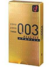 Okamoto 003 | Kondomer | Real Fit 10 st