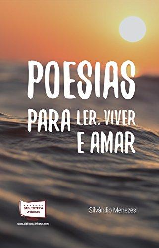 Poesias para ler, viver e amar