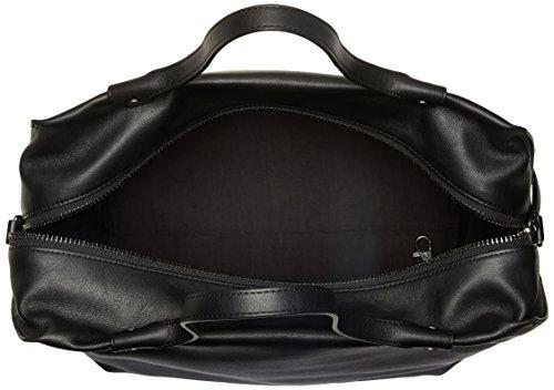 ECCO Sculptured Handbag, Henkeltasche Donna Nero (Black)