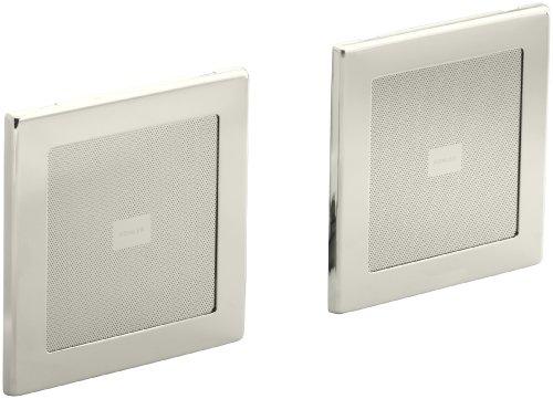 Kohler K 8033 SN Soundtile Speakers Polished