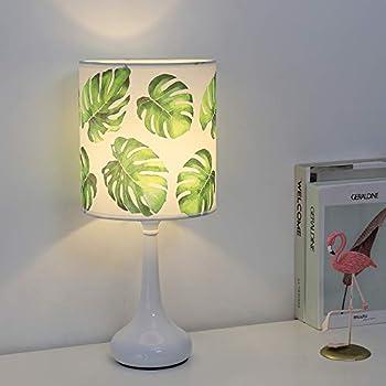 Small Table Lamp,metal Desk Lamp Modern Nightstand Lamp