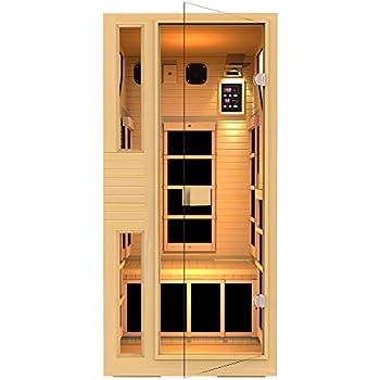 Amazon Com Jnh Lifestyles 2 Person Far Infrared Sauna 7