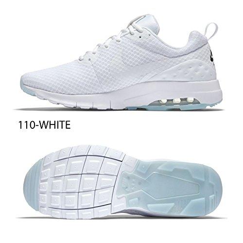 da White Uomo Max Nike LW Scarpe Motion Air Ginnastica 70wwX8q