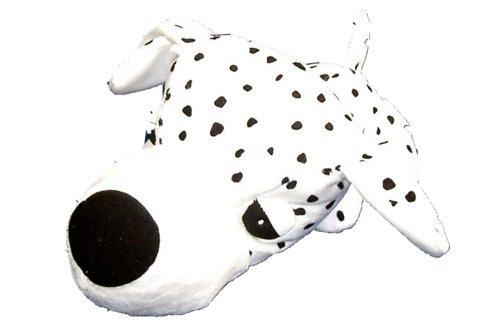 - Boss Pet FatHedz Dalmation Dog Toy