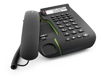 84073c16add62f Doro - COMFORT3005 - Téléphone filaire avec répondeur  Amazon.fr ...