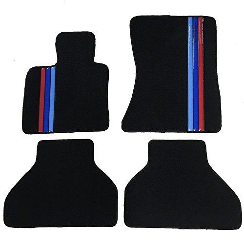 premium-quality-09-14-bmw-x6-4dr-oe-front-rear-car-floor-mats-m-color-stripe