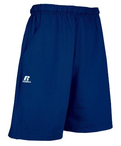 russell-athletic-mens-dri-power-coaches-short-navy-xl