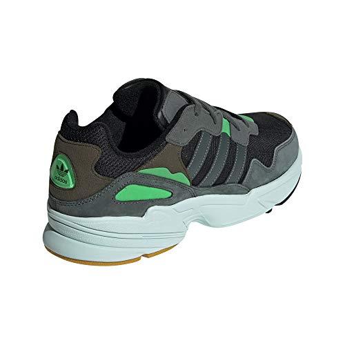 Unisex Urban Yung Zapatillas Black Sneakers Green 96 Adidas tvH1H