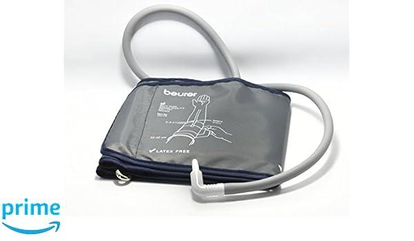 Manguito para tensiómetro Beurer BM 27 y BM 28: Amazon.es: Salud y cuidado personal