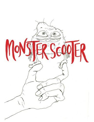 Monsters Scooter - Monster Scooter