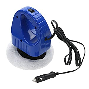 WinnerEco 12V Portable Car Auto Polisher Car Wax Polishing Machine