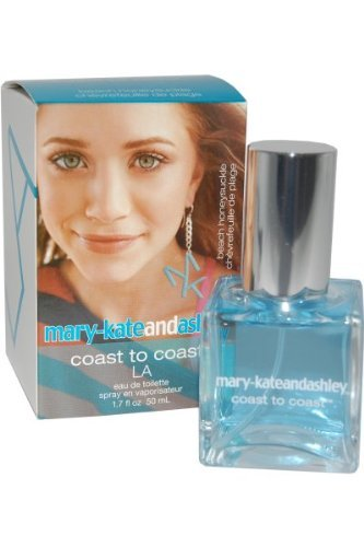 Mary kate ashley by mary kate and ashley coast to coast la beach honeysuckle edt spray 17 oz for women