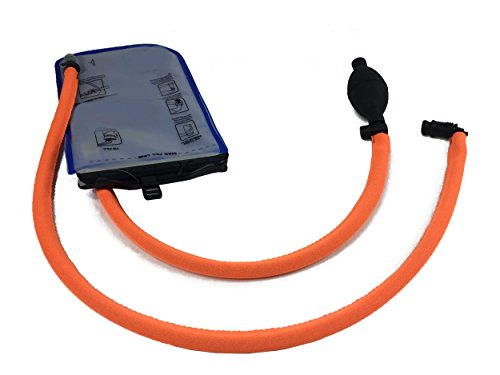 Hydration Pack Insulated Tube Cover Sleeve for Geigerrig Water bladder Reservoir (Fluorescent Orange)