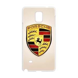 DAZHAHUI Porsche sign fashion cell phone case for Samsung Galaxy Note4