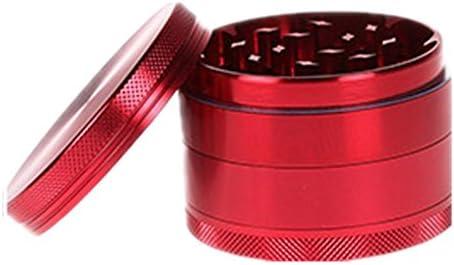 Grinders Tobacco Herb Spice Smoke Crusher 2.5/'/' 63mm Large Metal Magnetic Muller