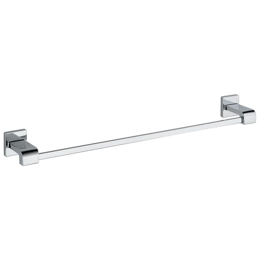 Delta 77524 Ara 24 in. Towel Bar, Polished Chrome