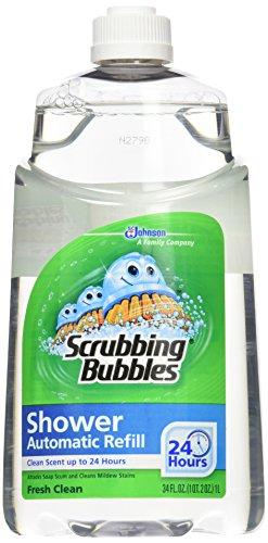 (Scrubbing Bubbles Automatic Shower Cleaner Refill - Original - 34 oz)