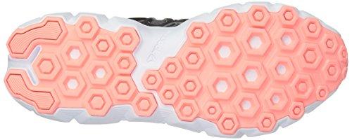 Ash Melon White Alloy Pewter Track Shoe MTM Grey Run 0 Black Reebok Sour Women's Hexaffect 5 67Z7qB8