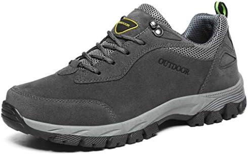 防滑 ハイキングシューズ メンズ トレッキングシューズ 防水 ローカット 軽 登山靴 耐磨耗 厚底 キャンプ シューズ アウトドア 通気性 スニーカー 大きいサイズ ブーツ ファッション 父の日 ギフトウォーキング 靴