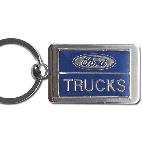Ford Truck Premium Chrome Keychain