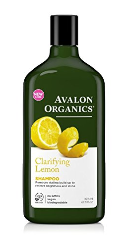 Avalon Shampoo Clarifying Lemon 325 ml /11 (Avalon Organics Bar Soap)